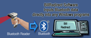 Click to view Access RS232 devices over Bluetooth 6.0B screenshot